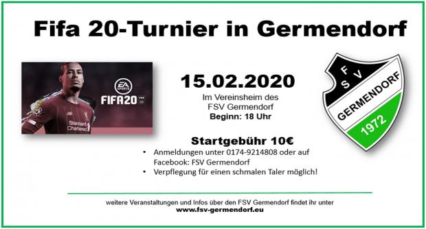 Fifa20-Turnier 15.02